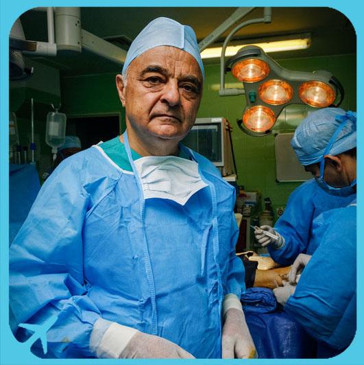 Dr Farhad Farid iranian orthopedics specialist