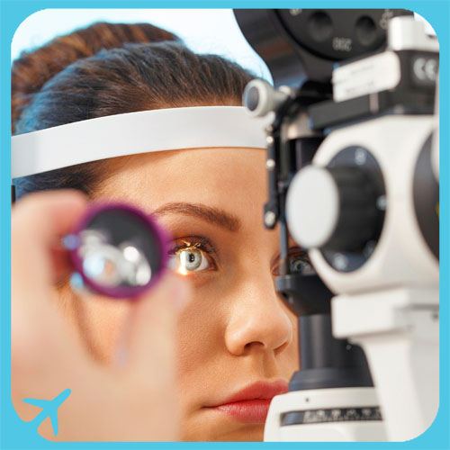 eye care center iran