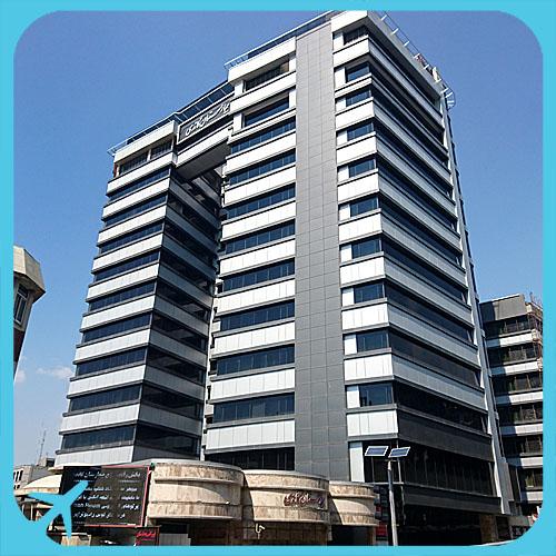 Gandhi hospital building view