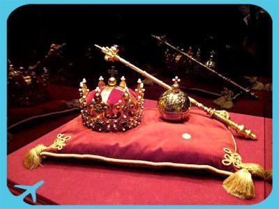 Jewelry Musiem Nivaran Palaces in Iran