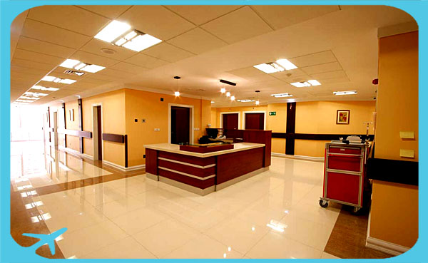 quality of hospitals in Iran