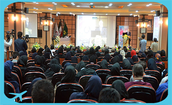Razavi hospital hosing medical conferences and meetings on Iran medical advances