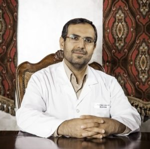 Dr Khalaj iranian doctor tehran