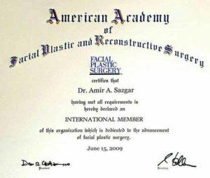 Dr Amir Arvin Sazgar