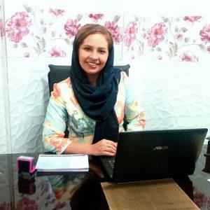 Dr Behtarinezhad iranian female dentist