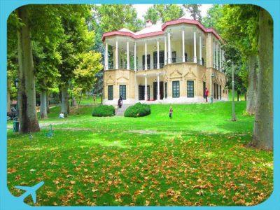 Niyavaran Palace in Tehran