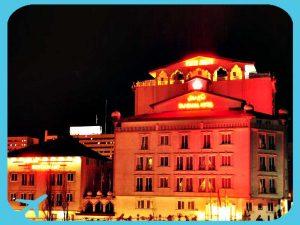 AriaMedTour - medical tourism in Iran - Taj Mahal Hotel