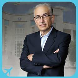 Dr Mohammad Hosein Mandegar