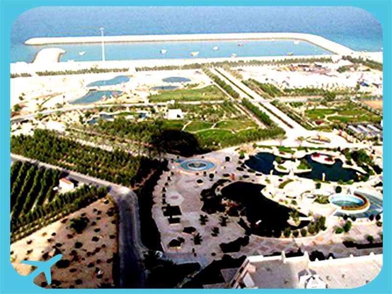 Marina Park Hotel view