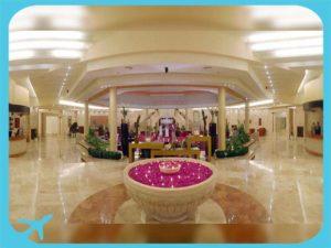Marina Park Hotel in Iran