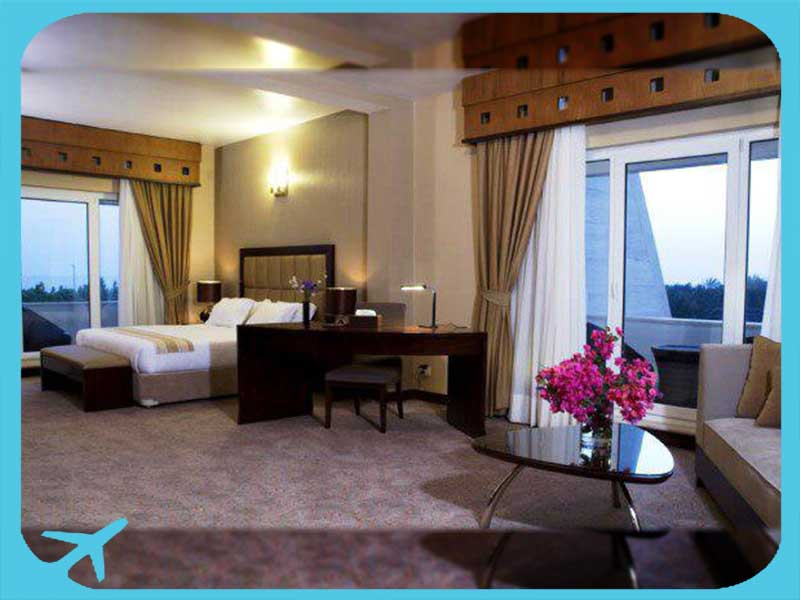 marina park hotel in iran tehran