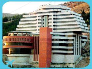 Shiraz Hotel in In Iran