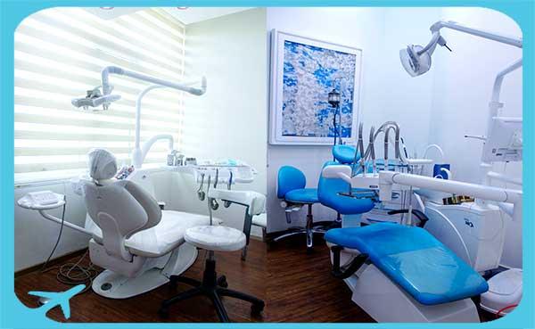 iran clinics, iran dentistry offices