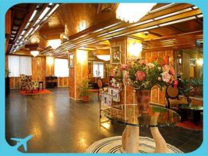 Alborz Hotel in Tehran - Aria Medical Tourism