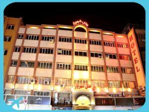 Shahriar Hotel in Tehran - Aria Medical Tourism