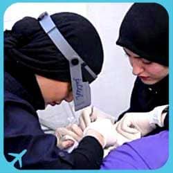 Hair Transplant in Yazd