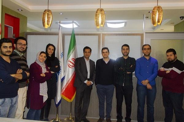 dr boromand and aria medical tourism company staff