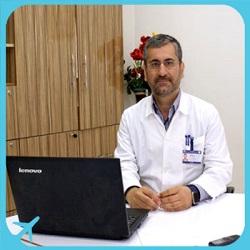 Dr Sazgar, Amir Arvin