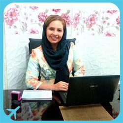 Dr Maryam Behtarinezhad Iranian doctor