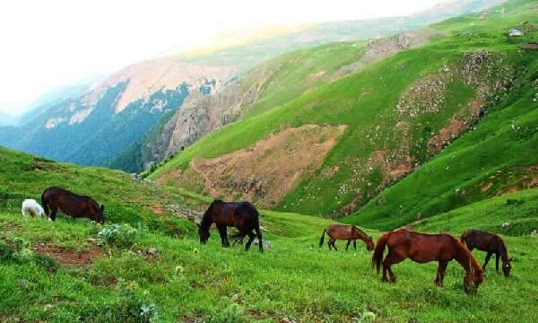tourism Northern Iran