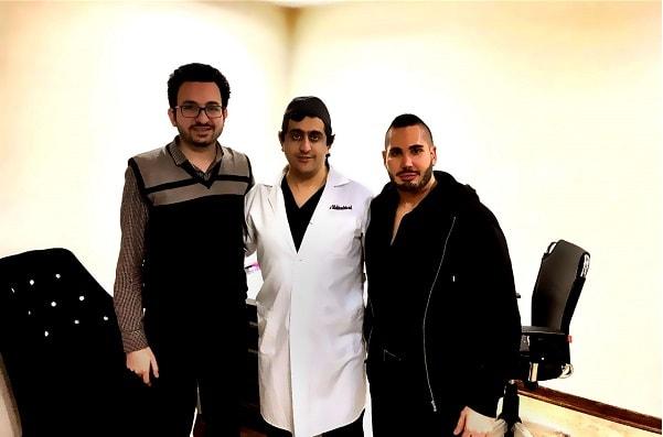 Dr Farshid rhinoplasty