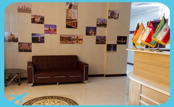 nurse station and IPD in Mustafa hospital