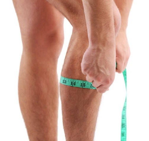 calf size for calf implant