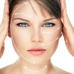 areas affected in facelift surgery