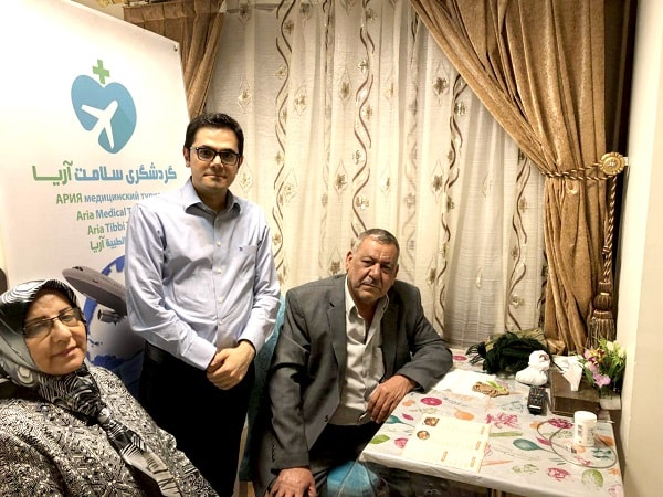 ophthalmology in Iran
