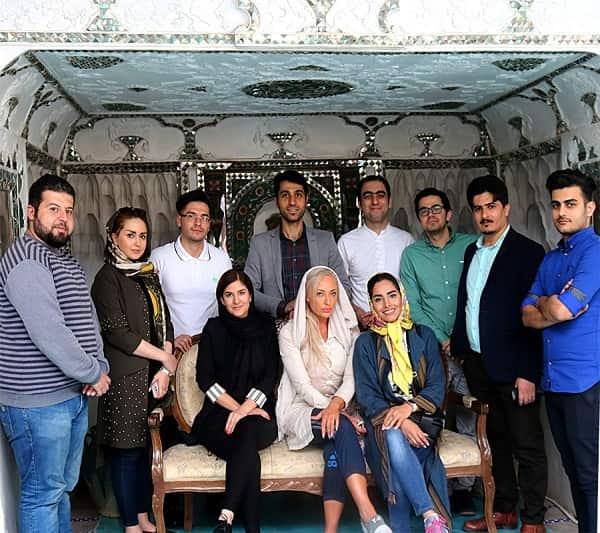 Tehran old houses