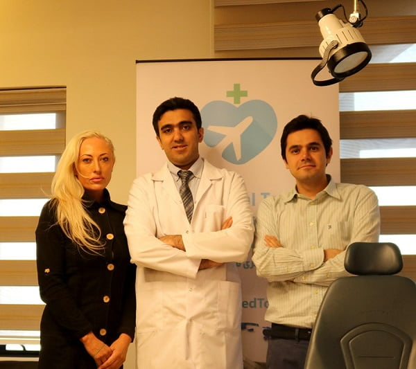 cosmetic procedure experience in Tehran