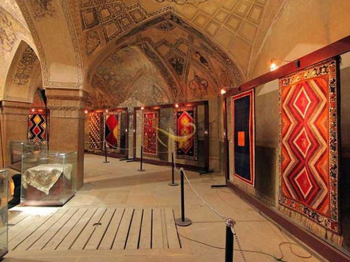 carpet museum tehran iran
