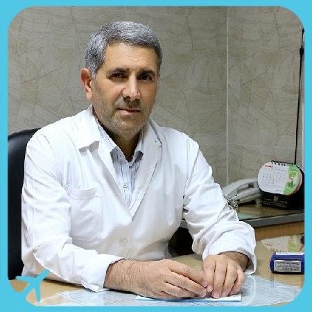 Dr Basir Hashemi experienced iranian doctor