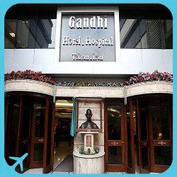 Gandhi hotel hospital in Tehran Iran