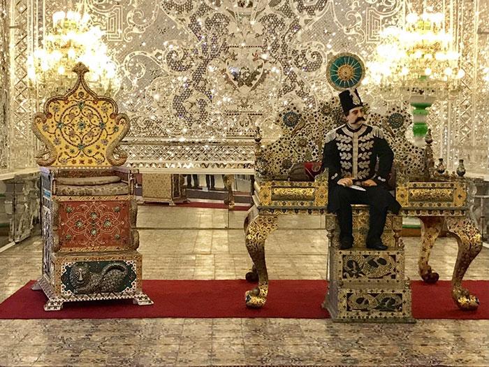 Jewelry museum tehran iran