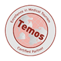 logo of temos medical tourism company