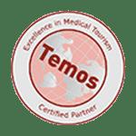 logo of temos medical tourism company