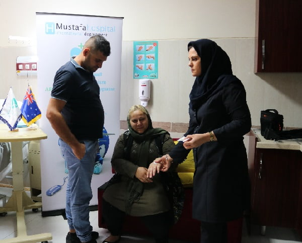 weight loss surgery experience in Iran