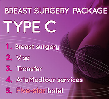 breast augmention package type C