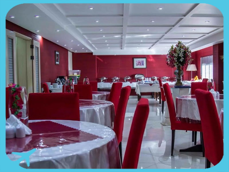 Diamond Hotel restaurant