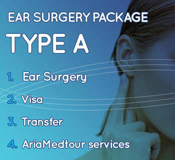 ear surgery pakage type A