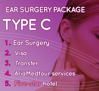 ear surgery pakage type C