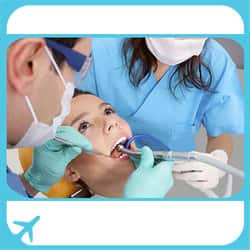 oral health services in Iran