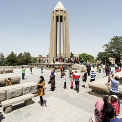 hamedan historical tourist attraction