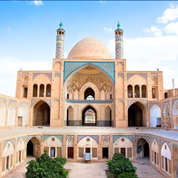 ameri house in kashan isfahan