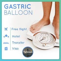 gastric balloon in Tehran