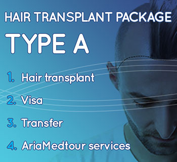 hair transplant package type A