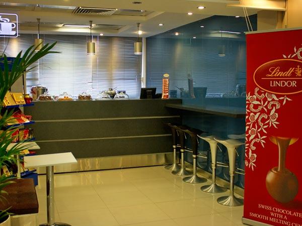 Jam Hospital coffee shop
