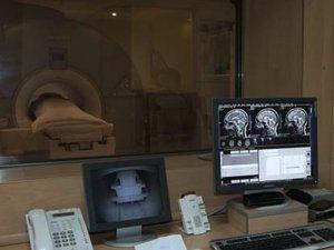 scan room in hospital tehran iran