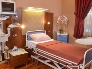 VIP hospital rooms in moheb hospital of tehran